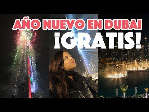 ¡Celebra Año Nuevo en Dubai GRATIS!