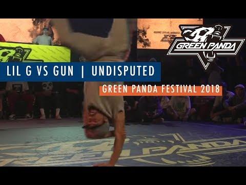 Lil G Vs. Gun | FINAL | Undisputed X GreenPanda 2018