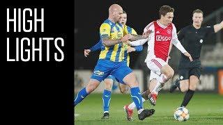 Highlights Jong Ajax - TOP Oss