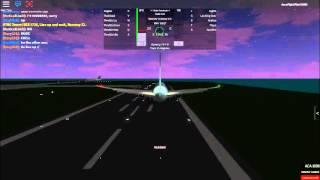 Roblox: Landing a Boeing 787[ Air Canada 787]