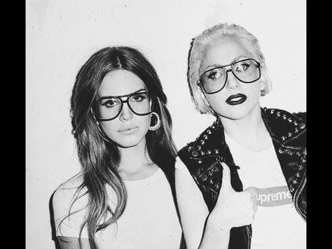 Lady Gaga ft Lana Del Rey - Dark Paradise/Judas Mashup Video