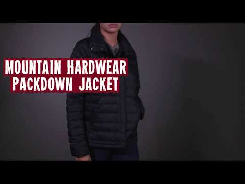 8c8c6fd85 Mountain Hardwear Women's PackDown Jacket 2017 Review - YouTube