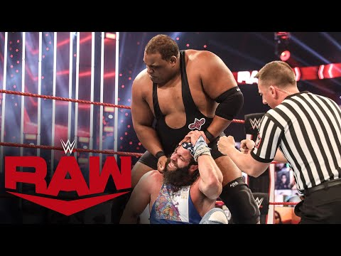 Keith Lee vs. Elias – Survivor Series Qualifying Match: Raw, Oct. 26, 2020