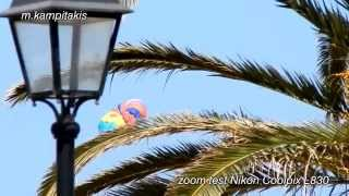 nikon coolpix L830 video zoom test Rethimno Crete Greece(test video zoom Nikon Coolpix L 830., 2014-07-28T19:49:57.000Z)