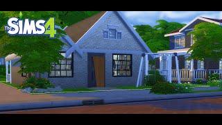 The Sims 4: Дом для двоих | Строительство