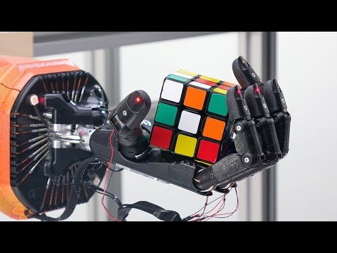 7 Rubik's Cube World Record Robots – Fastest & New Inventions