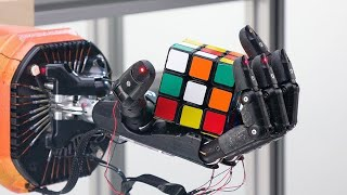 7 Rubik's Cube World Record Robots - Fastest & New Inventions