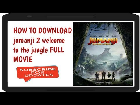How To Download Jumanji-2 Welcome To The Jungle In Hindi