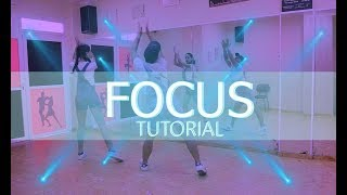 Video ARIANA GRANDE - 'Focus' TUTORIAL Dangerous Woman Tour | XtianKnowles download MP3, 3GP, MP4, WEBM, AVI, FLV Oktober 2018