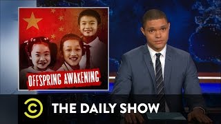 Download China Ditches Its One-Child Policy: The Daily Show Mp3 and Videos