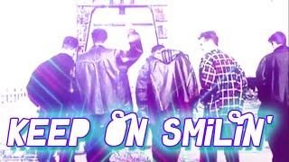 Watch New Kids On The Block Keep On Smilin video
