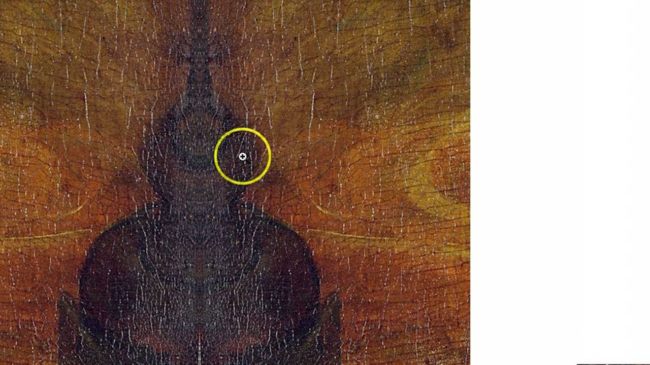 WoW! Hidden Images Exposed in the Mona Lisa Painting by ... Da Vinci Paintings Hidden Messages