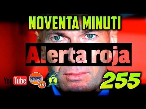 90 MINUTI 255 Real Madrid TV (09/01/2018)