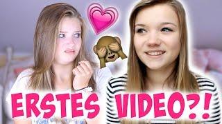 ICH ZEIGE EUCH MEIN ERSTES VIDEO! #AskJulia | Julia Beautx