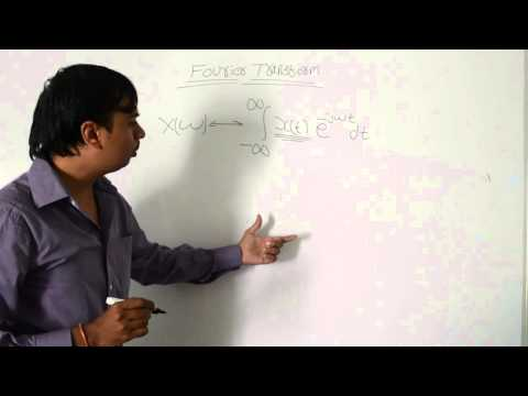 FOURIER TRANSFORM (basic)