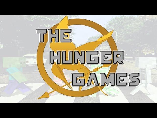 HUNGER GAMES minecraft pc Mineplex server