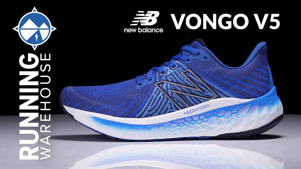 New Balance Fresh Foam Vongo v5 First Look | A Stability version of the 1080??