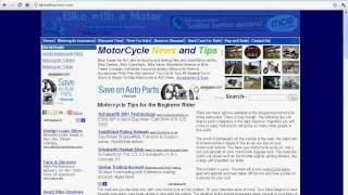 Used MotorBike For Sale Alaska