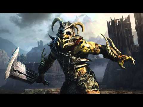 All Shadow of Mordor orc name chants