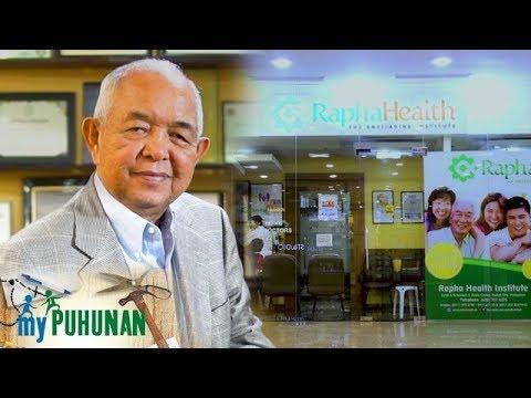 Dr. Cris Enriquez' Rapha Health Institute   My Puhunan