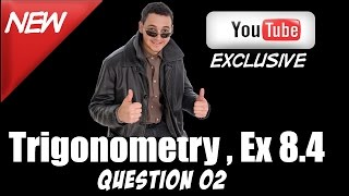 ncert solutions for class 10 maths   introduction to trigonometry   exercise 8 4 q2