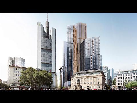 Deutsche Bank Areal, Frankfurt am Main || raumwerk GmbH + DMAA