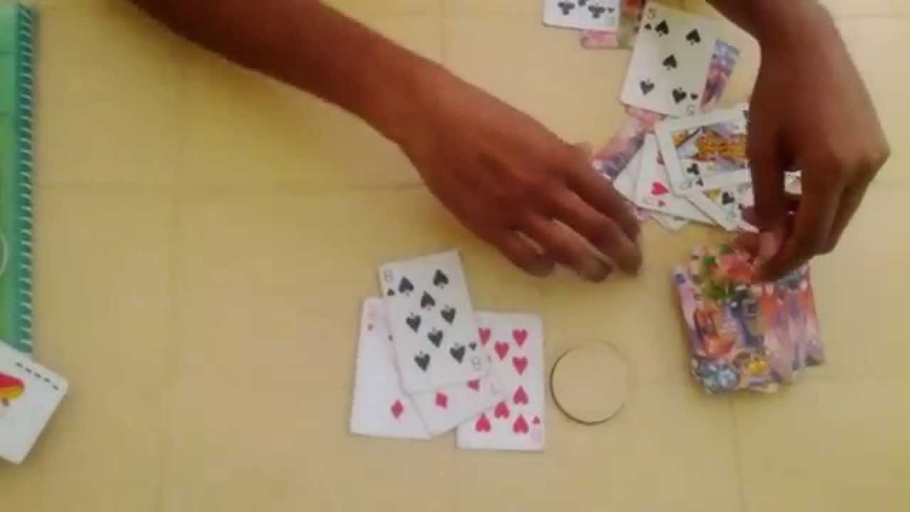 Shithead Kartenspiel