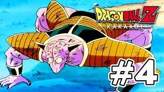 Dragon Ball Z: KAKAROT #4: ĐỘI TRƯỞNG ĐỘI SÁT THỦ GINYU BIẾN THÀNH CON ẾCH =)))))