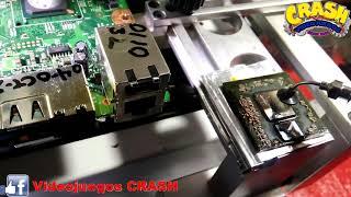 error 0110  3 luces rojas