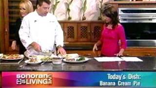 The White Chocolate Grill- How To Make Banana Cream Pie