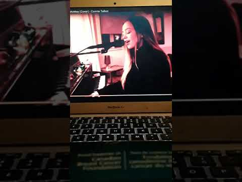 """Review of Connie Talbot covering """"Dance Monkey"""""""