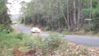 Fast Cars - Loud V8 Holden Torana Automobile Vehicle - Targa Tasmania 2011