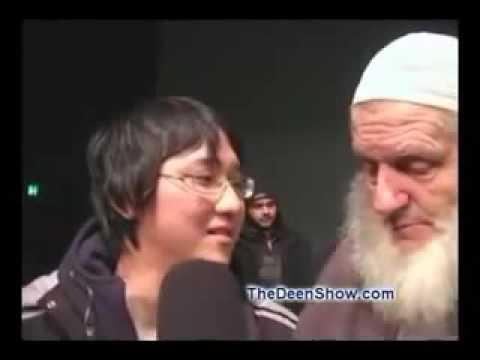 New Muslim Shahada Yusuf Estes