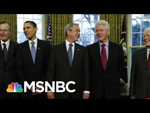 The Presidents Club In The Age Of Donald Trump | Morning Joe | MSNBC