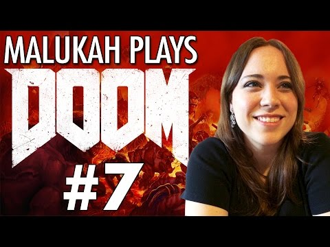 Doom - Ep. 7:  I didn't mean to play for so long!