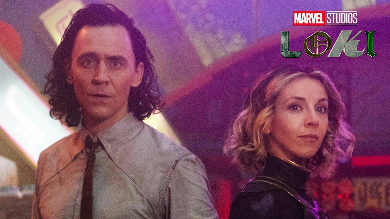 Loki - Lady Loki Explained FULL History and Marvel Phase 4 Easter Eggs