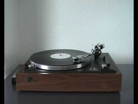 Sansui SR-212 Turntable - China Crisis - Best kept secret