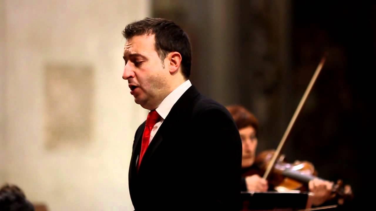 Domenico Scarlatti, Salve Regina in La - Carlos Mena e l'Ensemble 415, Chiara Banchini