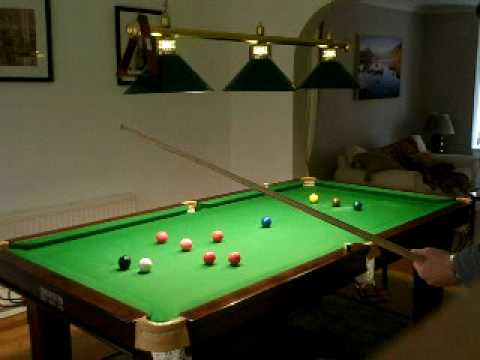 Snooker Home