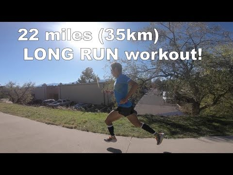 TRAINING FOR A SUB 2:19 MARATHON: Long Run Day with Coach Sandi!