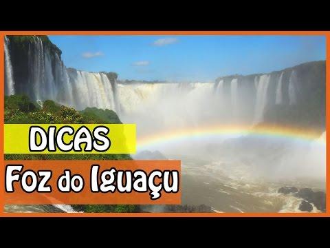 Foz do Iguaçu - Dicas e Informações para sua viagem / mochilão