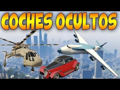 Coches Raros Gta 5 Online Coches Ocultos Gta 5 Online
