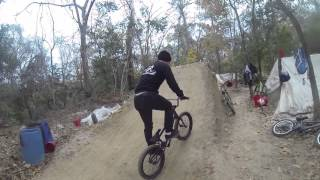 Anthills Houston BMX GoPro Dirt Ramps (2013 End of the year Sesh!!)