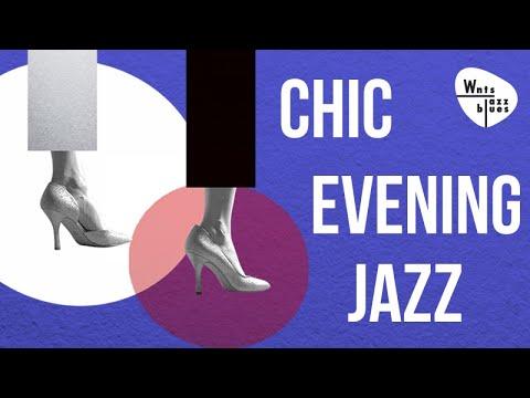 Chic Evening Jazz - Instrumental Bar Classics