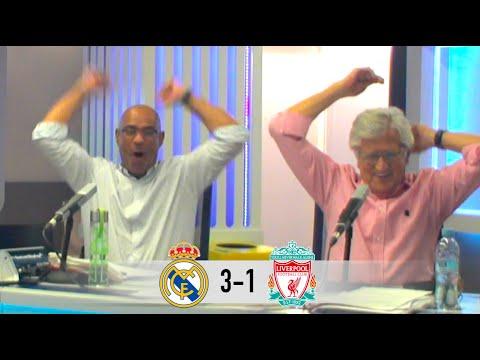 ¡LOCURA ABSOLUTA CON VINICIUS! Reacción a su doblete VS. Liverpool (narración de Rubén Martín)