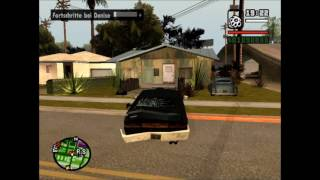 GTA: San Andreas - How to Date Denise Robinson