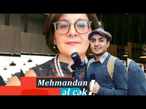 Güllü Cahangirova : Azərbaycanlı Bloqer Mehman Hüseynova #Azadlıq tələb edirəm!