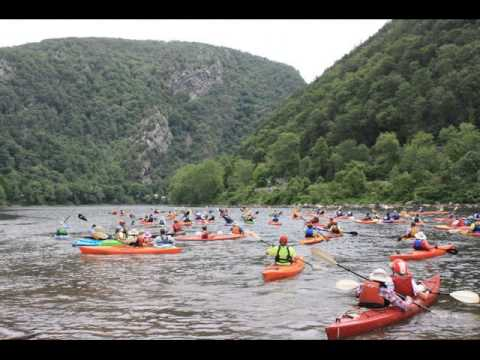 The Delaware River sojourn 2014 Day 3.