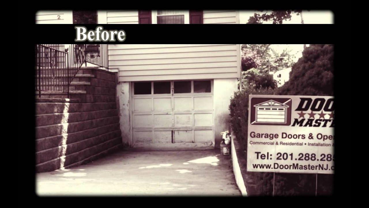 Garage door replacement by door master nj garage door installation garage door replacement by door master nj garage door installation nj residential garage doors new rubansaba