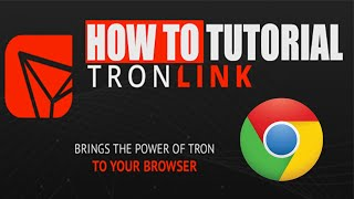 How To Setup Tronlink Chrome E…